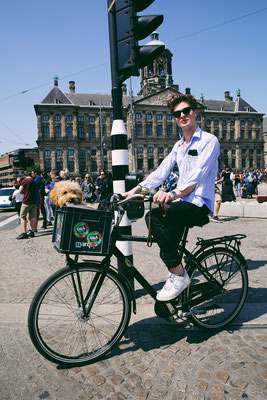 ' Palace biker'