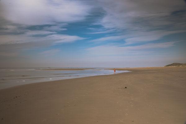 Vlieland strand moment