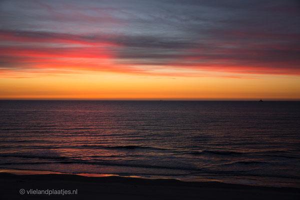 'Rood en Geel na zonsondergang' mei 2021