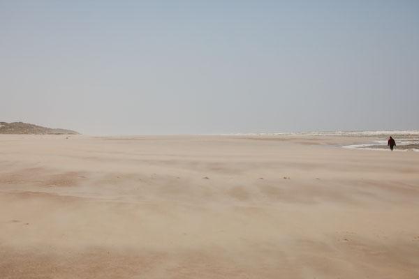 Stuifzand strand Vlieland