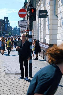 'Theo Niekus 1956-2019' on his favorite spot to take photos