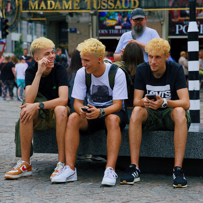 'blonds have more fun'
