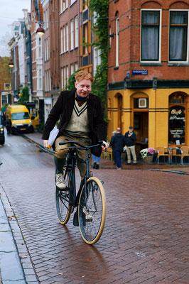 'vintage biker'