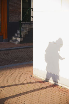 'his shadow'
