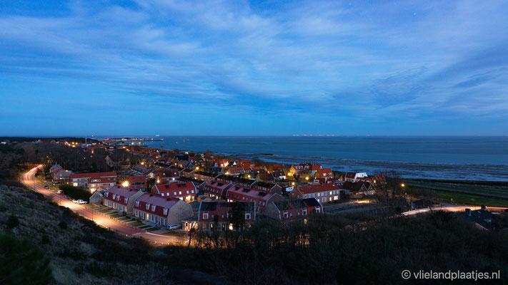 ' Vlieland @ night'