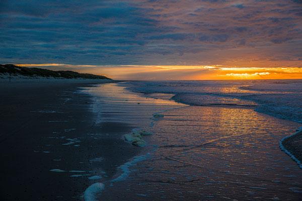 Oktober Sunset Vlieland II