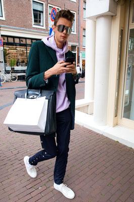 'fashionable guy'