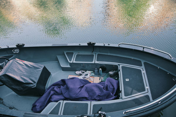 'a place to sleep'