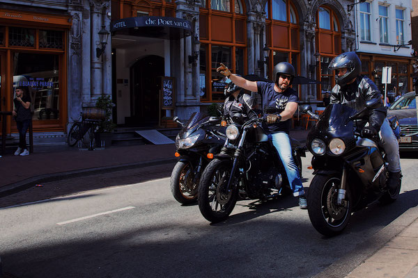 'bikers'