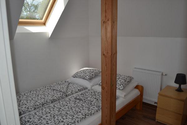 Schlafzimmer in Apartment