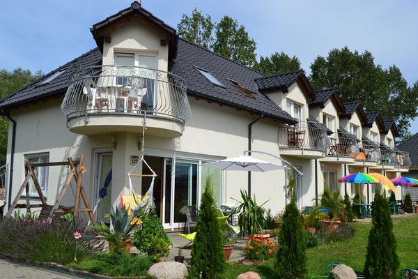 Haus Aurora in Dziwnowek