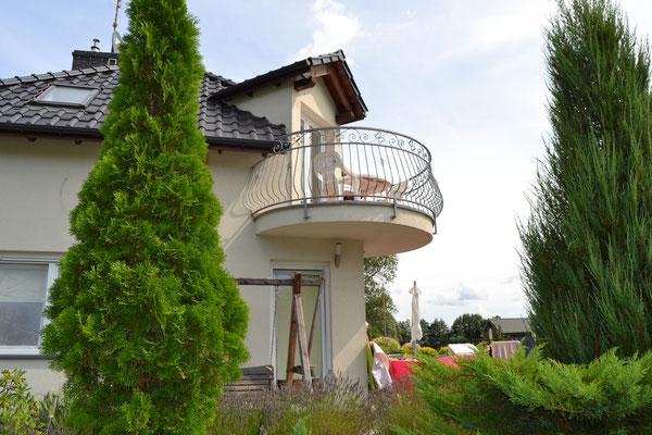 Balkon Apartment.
