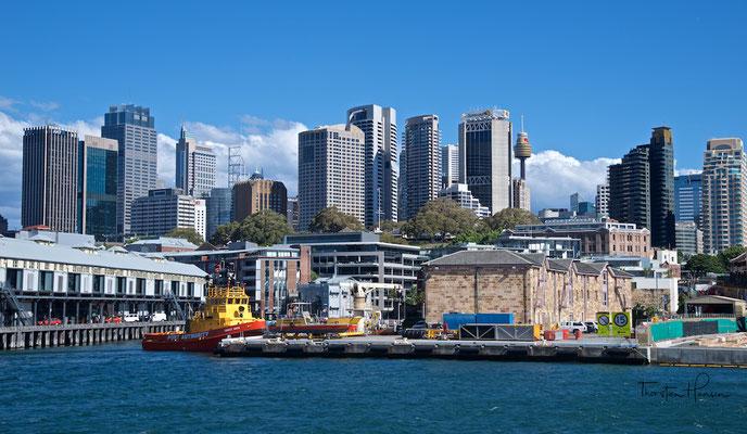 Sydney und The Rocks