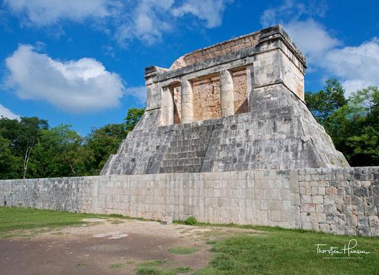 Nordtempel in Chichén Itzá