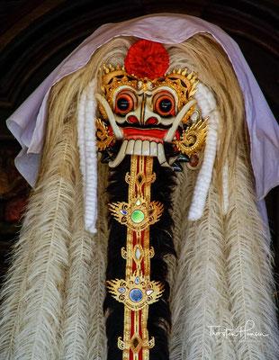 Maskenmuseum in Ubud