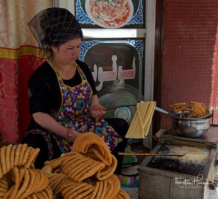 Gebäck aus Kashgar