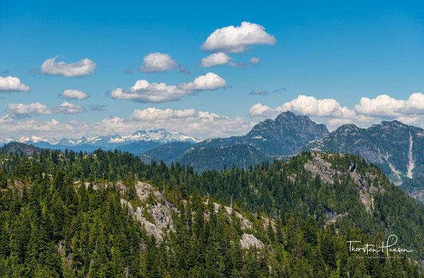 Der 1.231 Meter hohe Berg ist im Winter dank moderner und leistungsfähiger Lift- sowie Beschneiungsanlagen Vancouvers Ski- und Snowboardgebiet.