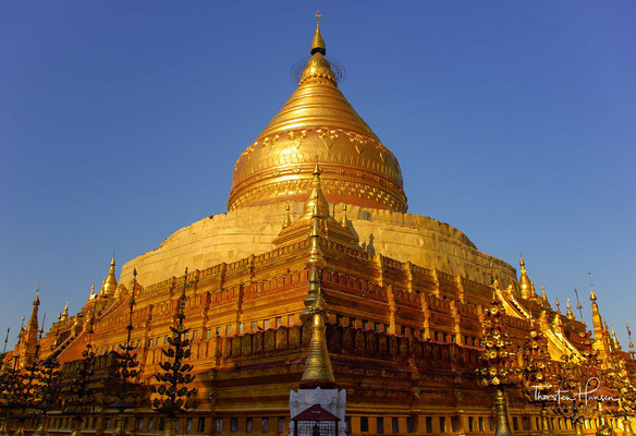 So geschwächt hatten die Birmanen den aus Norden auf ihr Gebiet drängenden Thai und Mongolen kaum etwas entgegenzusetzen.