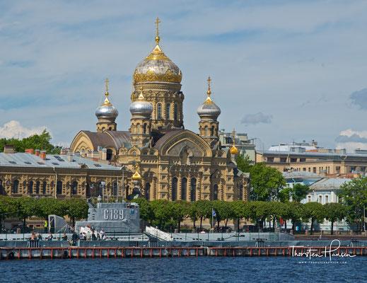 U-Boot Museum 189 in St. Petersburg