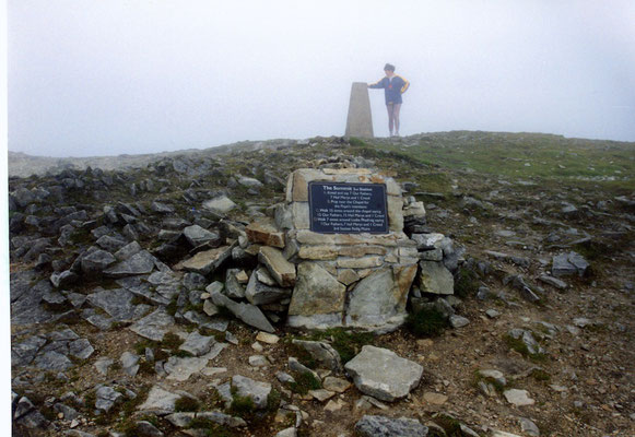 Besteigung des Croagh Patrick