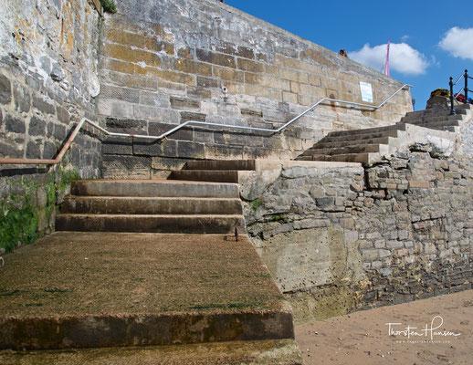 Mayflower Steps in Portsmouth