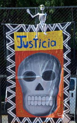 Dias de Muerte - Tag der Toten in der Universität Mexico