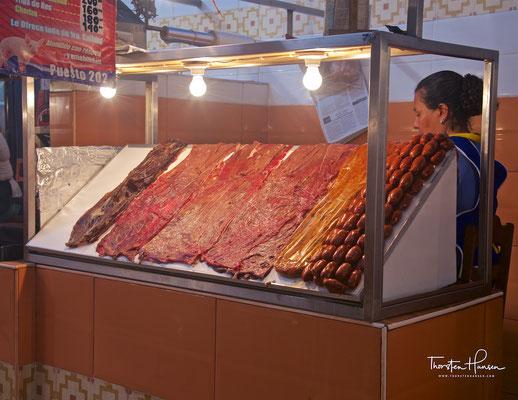 Mercado in Oaxaca