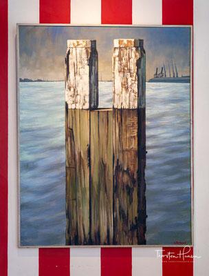 New York war das Ziel der vielen Tausend Reisenden, die vom Wilheminapier in Rotterdam aufbrachen.