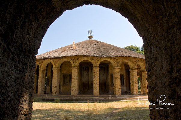 Kloster Narga Selassie auf dem Tana See