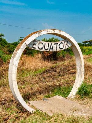 Uganda ist von Seen, dem Weißen Nil (hier: Viktoria-Nil und Albert-Nil), Urwäldern und Savannen geprägt. Durch den Süden des Landes verläuft der Äquator