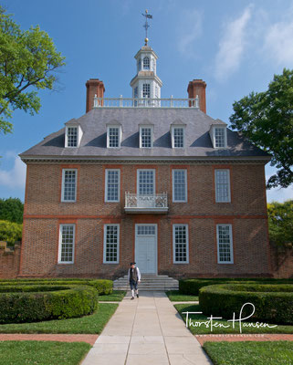 Colonial Williamsburg Historical Site