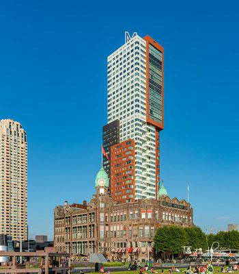 Das Hotel New York ist ein Hotel in Rotterdam. Das direkt an der Nieuwe Maas gelegene Hotel befindet sich im ehemaligen Hauptgebäude der Holland America Lijn (HAL)