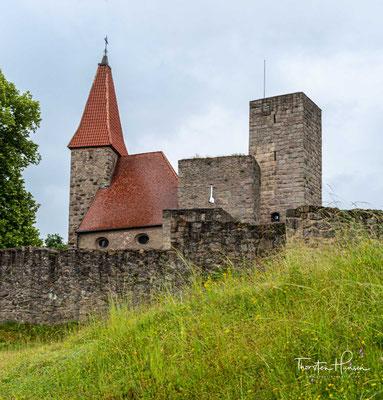 Heute wird die Burgruine als Freilichtbühne genutzt und ist Veranstaltungsort der alljährlich stattfindenden Burgfestspiele Leuchtenberg.