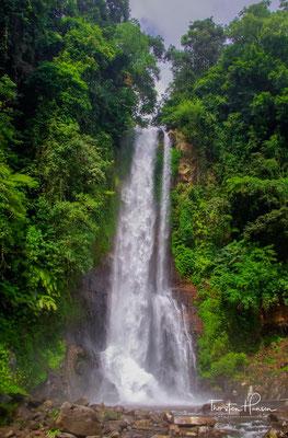 Der Git Git Wasserfall ist der Bekannteste, gut zu erreichen und viele halten ihn für den schönsten Wasserfall von Bali