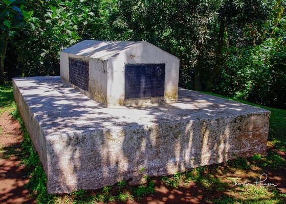 Danach war die Villa Vailima unter anderem Residenz des Gouverneurs von Deutsch-Samoa und später Sitz der neuseeländischen Mandatsverwaltung sowie des Staatsoberhaupts Samoas.
