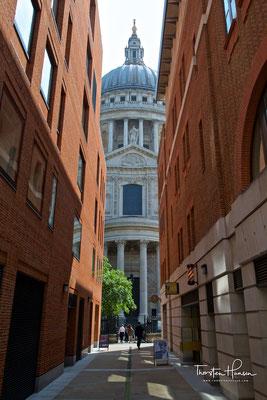 St. Paul´sKathedrale  in London