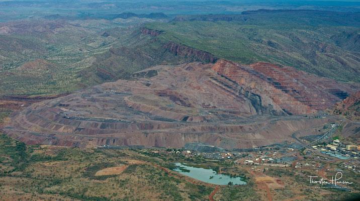 Die Argyle-Diamantenmine