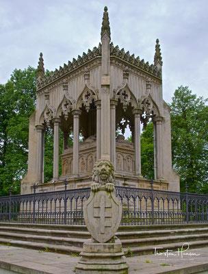 Potocki-Mausoleum in Wilanów