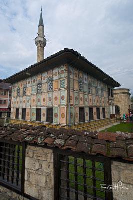 Bunte Moschee in Tetovo - Mazedonien