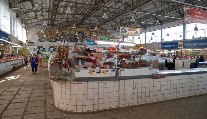 Markthalle in Smolensk