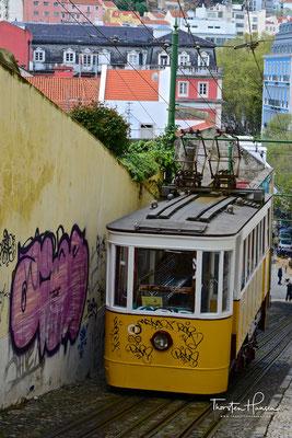 Linie 28E der Straßenbahn Lissabon