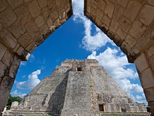 Die Adivino-Pyramide