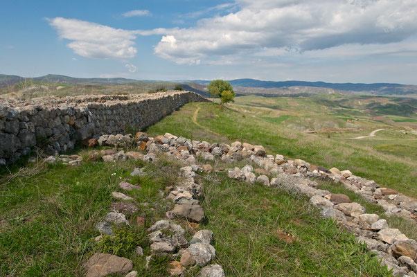 Ḫattuša oder Hattuscha war die Hauptstadt des Hethiter-Reiches