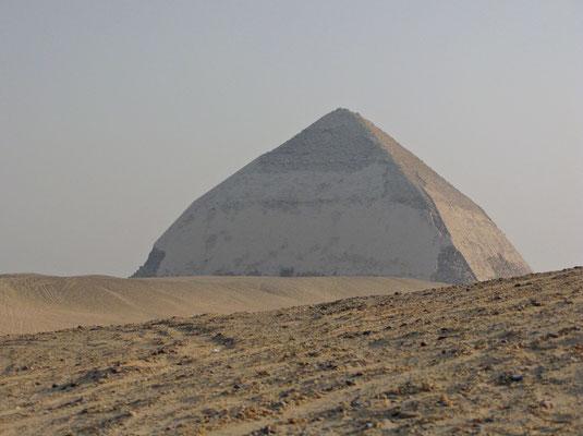 Bent Pyramide von Dahshur