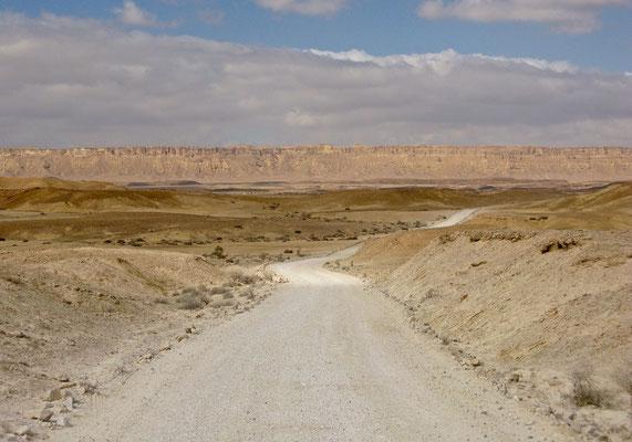 Landschaft im Machtesch Ramon