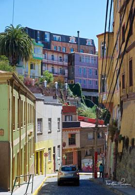 Die Stadt ist Sitz des chilenischen Kongresses.