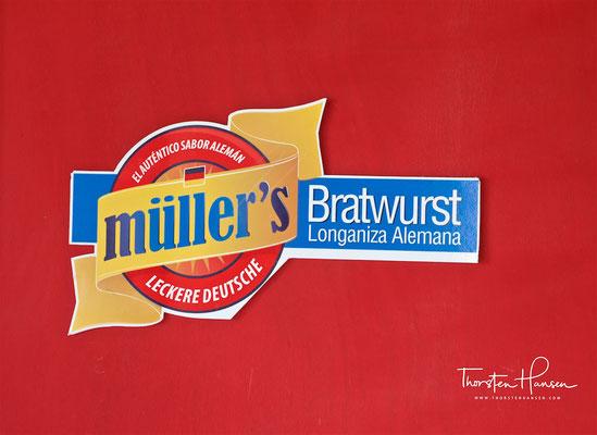 Gute deutsche Wurst....