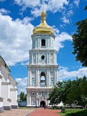 Sie wurde Anfang des 11. Jahrhunderts begonnen, im Laufe der Jahrhunderte mehrfach zerstört, umgebaut und erweitert