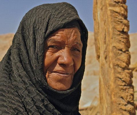 Dorfleben zwischen den Tempeln von Luxor