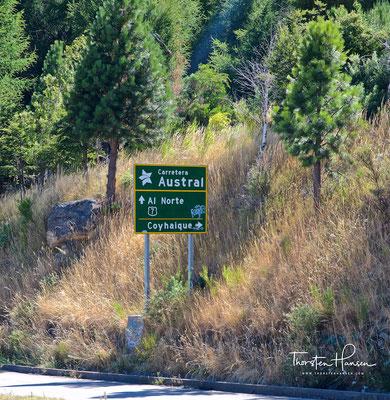 Die Carretera Austral (offizielle Bezeichnung Ruta CH-7) ist eine rund 1350 Kilometer lange Straße in Chile, die von Puerto Montt nach Villa O'Higgins an die Südgrenze der Región de Aisén führt.
